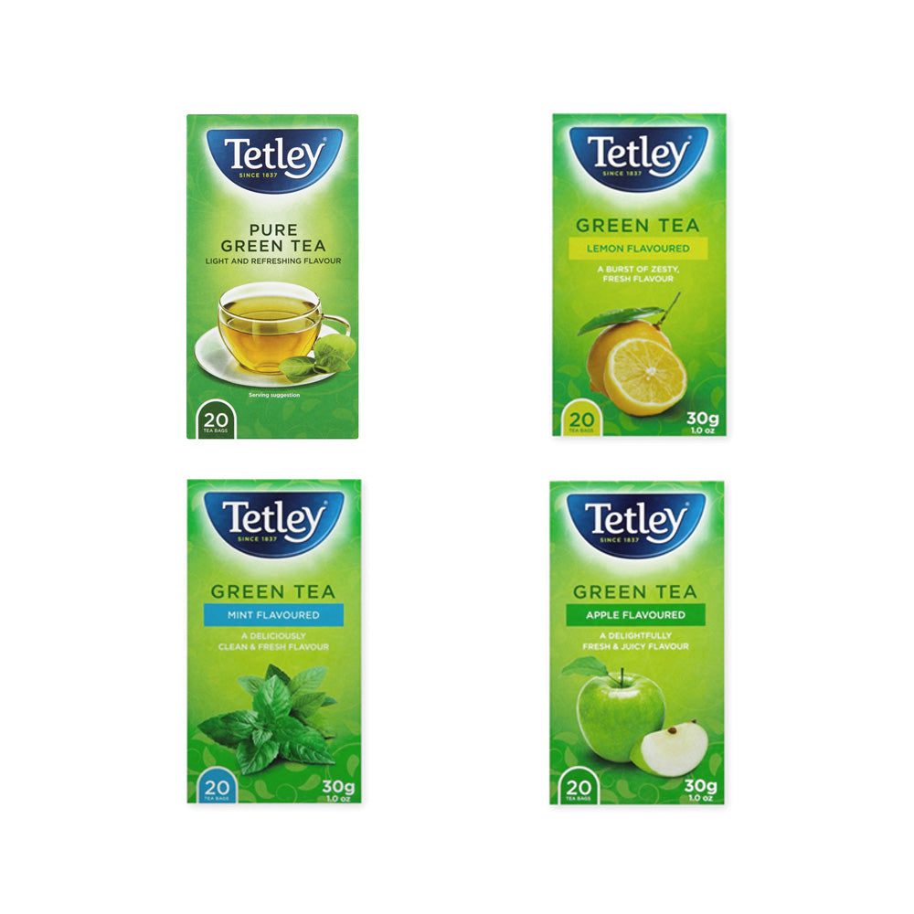 Green Tea Goodness package deal
