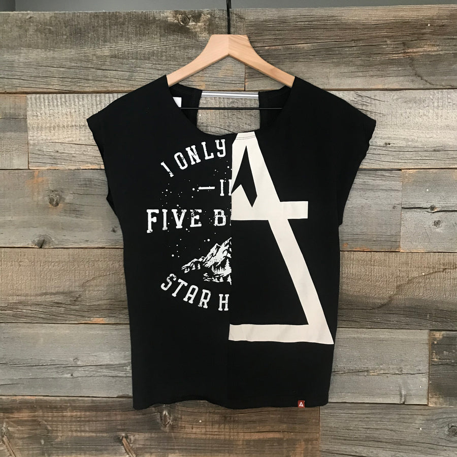 Star Graphic Twofer Tee