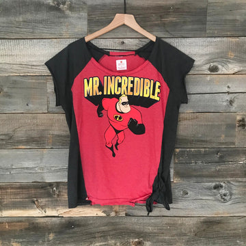 Mr. Incredible Diamond Tee