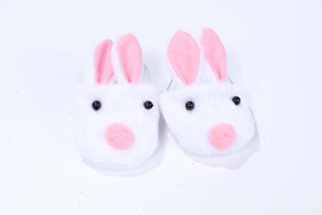 Bunny Face Slippers