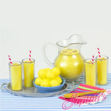 LEMONADE SET FOR THOSE LAZY SUMMER DAYS