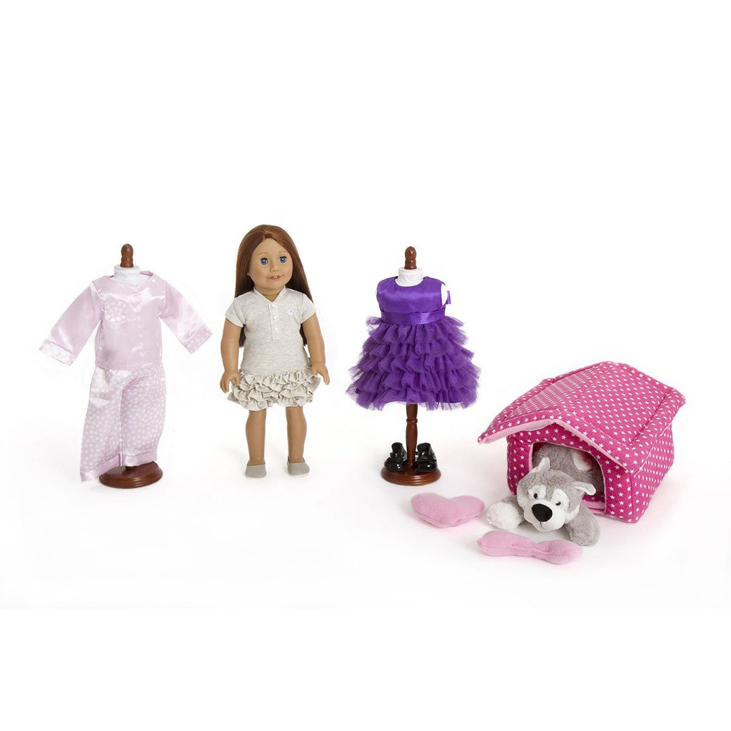 Treasured Doll Gift Set