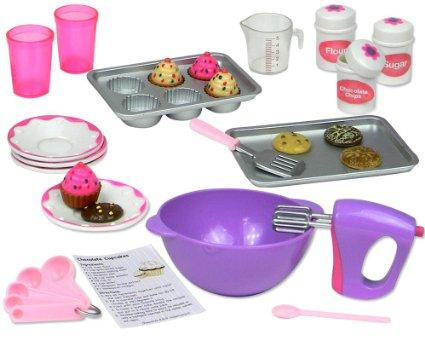 23 PIECE BAKING SET