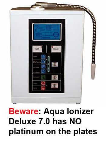 Bargain Basement Water Ionizers: Too good to be true?
