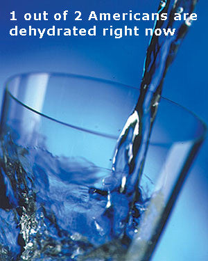 Alkaline, Ionized Water – Hydration at Its Best!