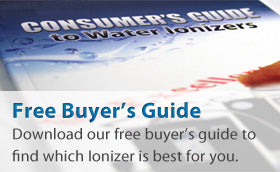 Free Buyer's Guide: Download our free buyer's guide to find which ionizer is best for you.