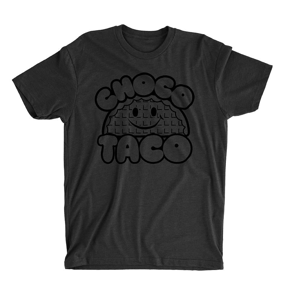 Choco Black on Black Tee