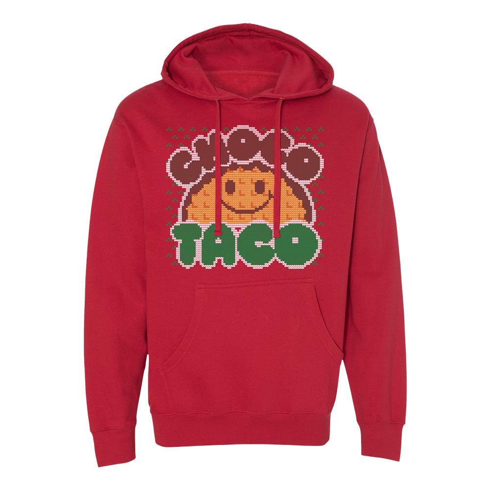 Ugly Sweater Hoodie
