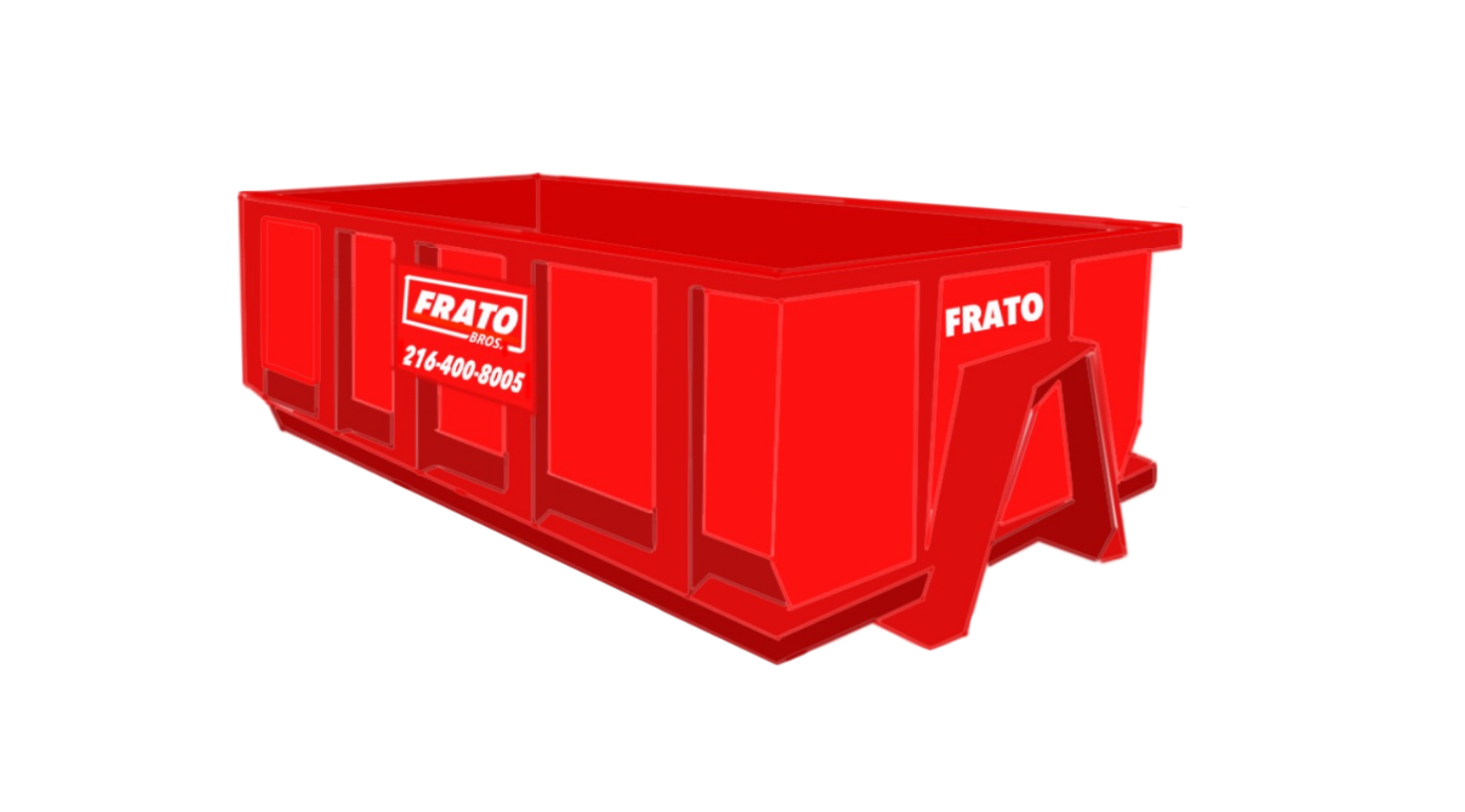 Residential Roll Off Container - Dumpster Rental