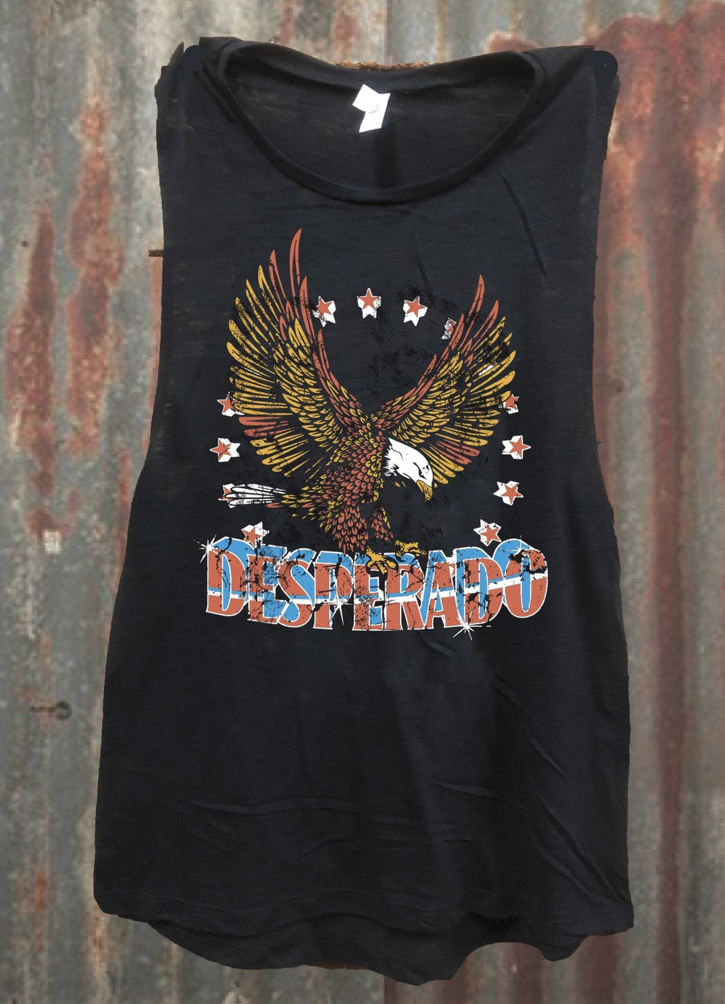 Desperado Muscle Tank Top