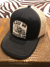 Load image into Gallery viewer, Keep On Truckin Hat