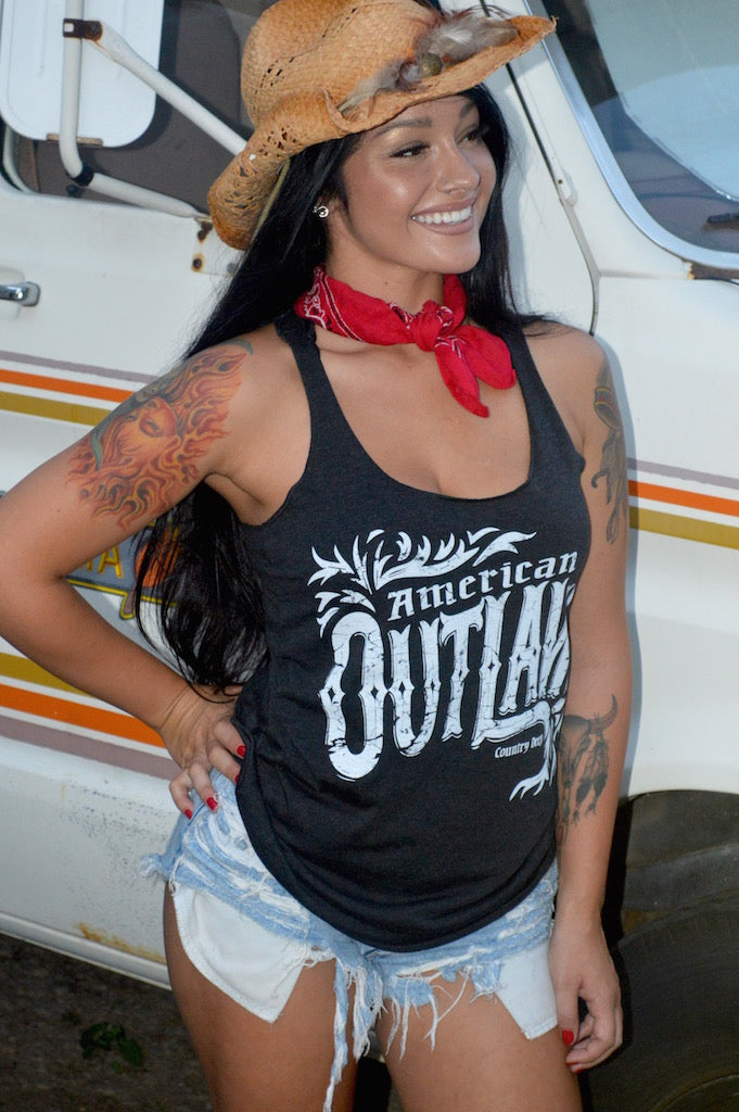 American Outlaw Tank Top