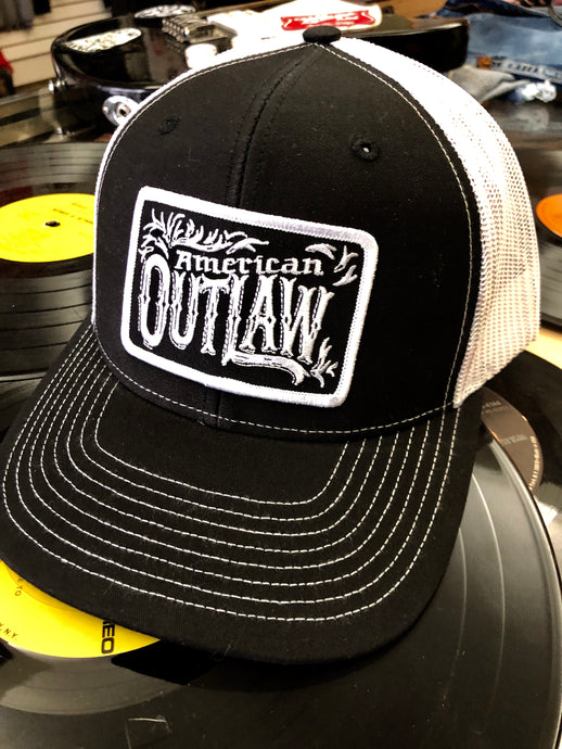 American Outlaw Country Deep Hat