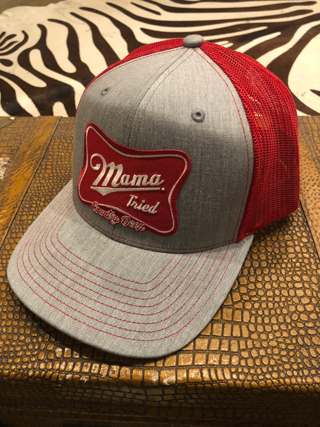 Country Deep Mama Tried Hat