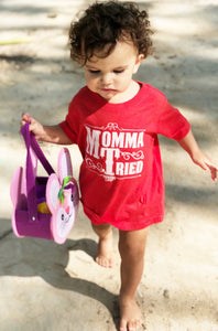 Kids Mama Tried T shirt