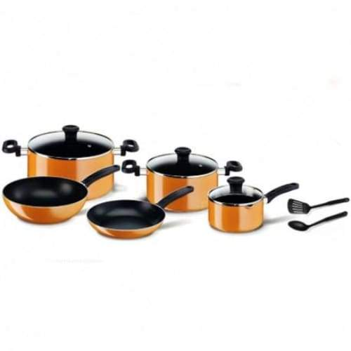 Set 10 Pièces TEFAL Prima Orange