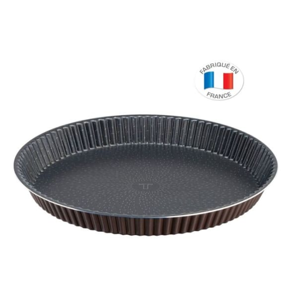 Tefal Moule à Tarte - Perfect Bake - 24 Cm - J5548202