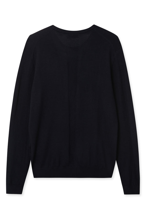 Kella Dark Navy Sweater