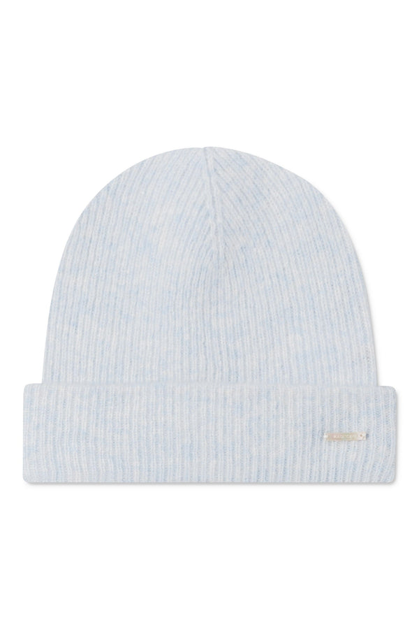 KITTI LIGHT BLUE MELANGE BEANIE