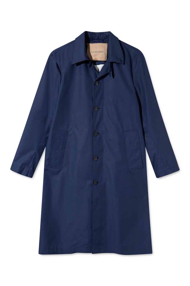 CHESTER VIVID NAVY COAT