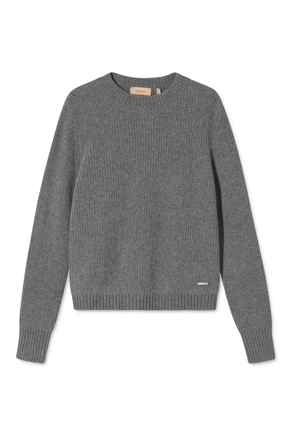 KANEL GREY SWEATER
