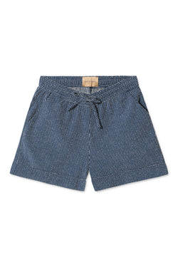 PAM NAVY WHITE DOT SHORTS