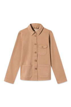 CADY LIGHT BROWN JACKET