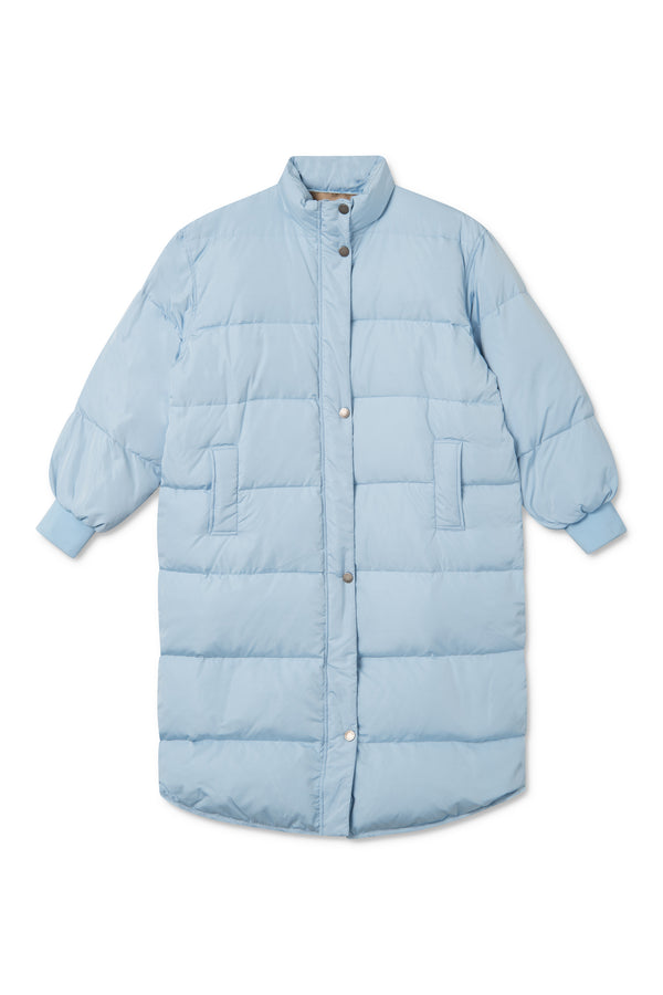 CALA LIGHT BLUE DOWN COAT