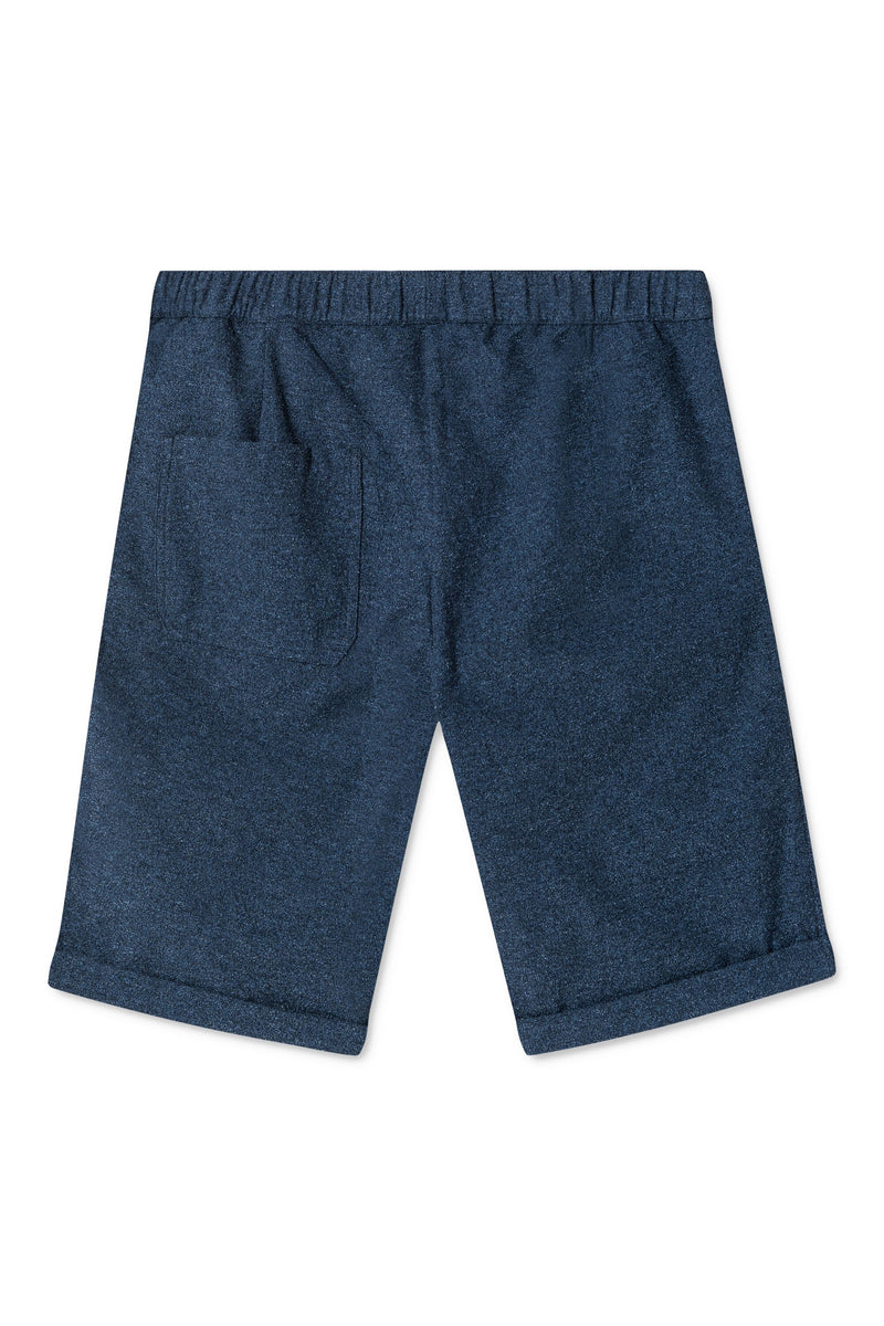 PALMETTO BRUSHED DENIM SHORTS