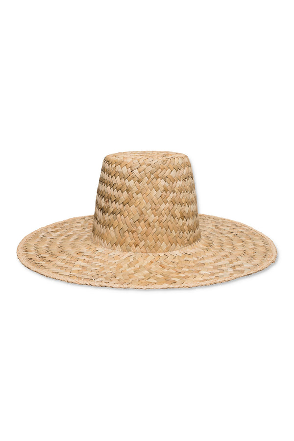 ALLISON STRAW HAT