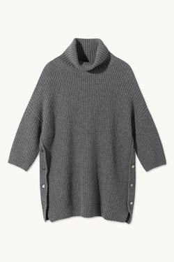 KACIA GREY SWEATER