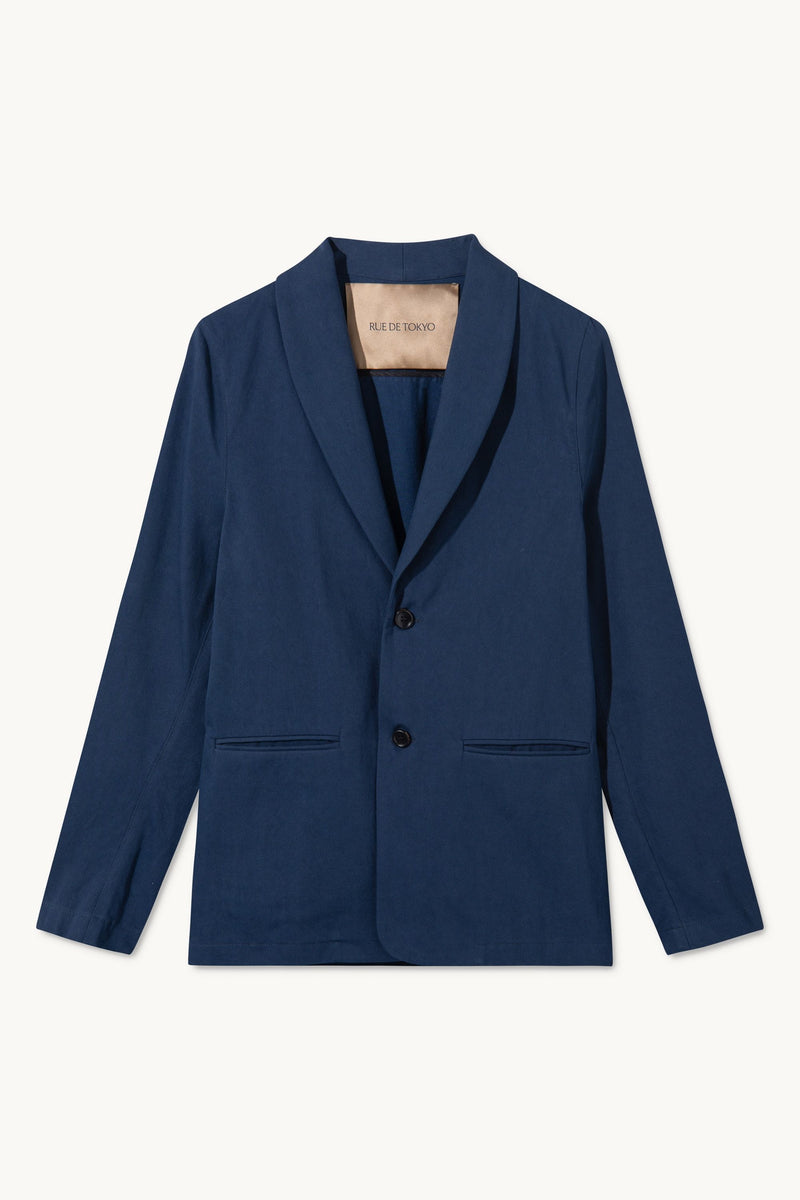 JUNIPO NAVY BLAZER