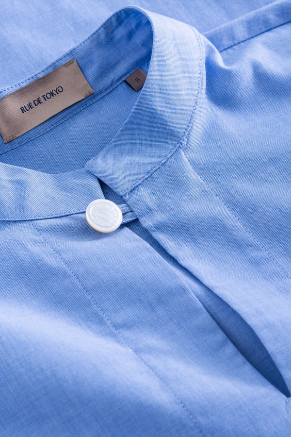 SHEBA LIGHT BLUE SHIRT