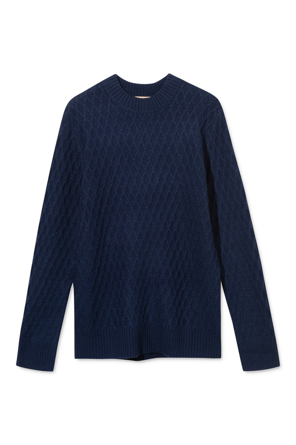 KABEL SAVILE ROW KNIT