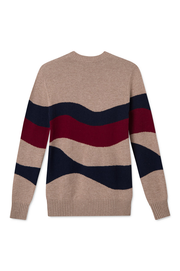 KUNO MENS MUTIL COLOR SWEATER