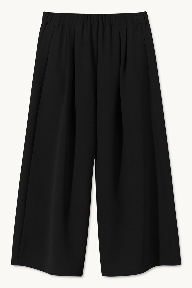 PIPER BLACK CREPE PANTS