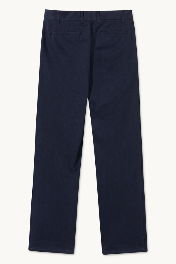 PARKER DARK NAVY DENIM PANTS
