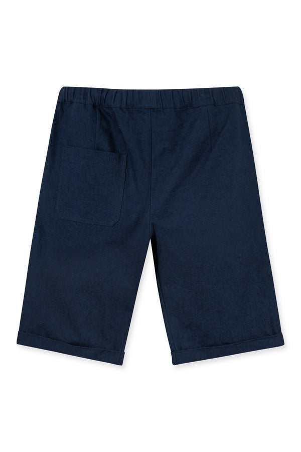 PALMETTO NAVY DRAWSTRING SHORTS