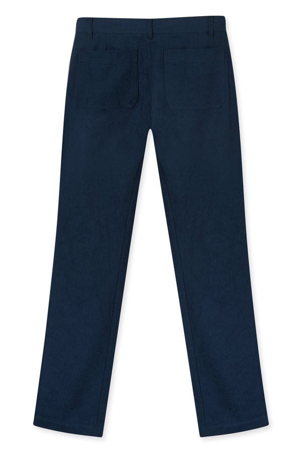 PAPOVER NAVY MEN TROUSERS
