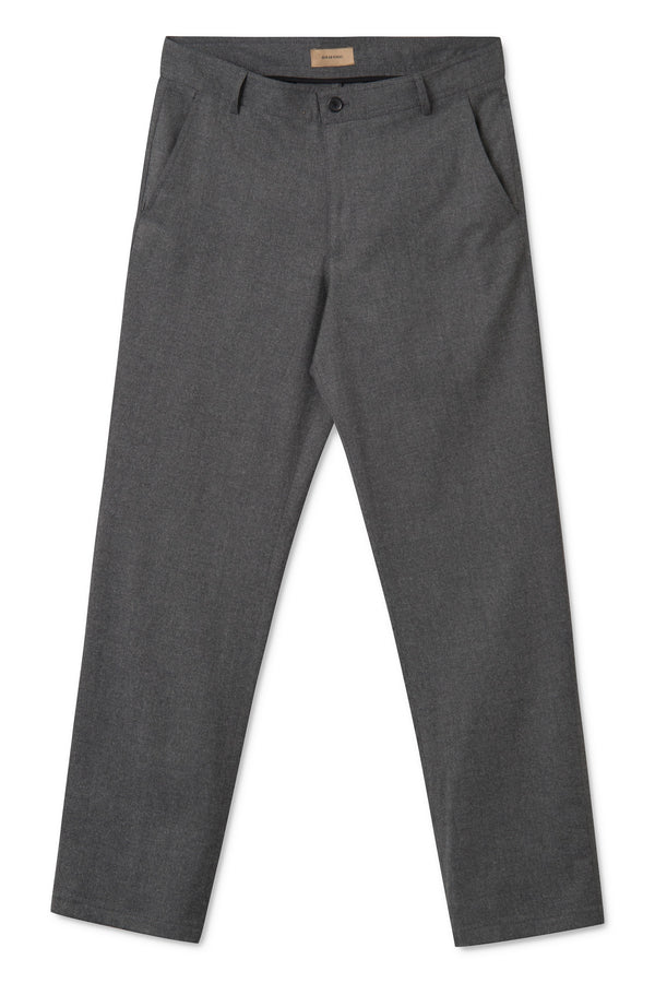PARKER GREY MELANGE PANTS