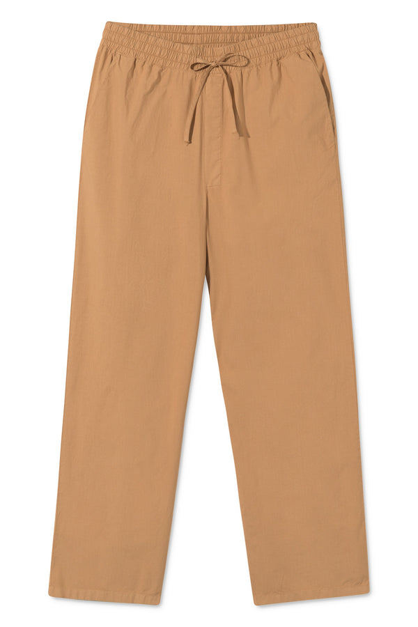 PATRICK LIGHT BROWN PANTS