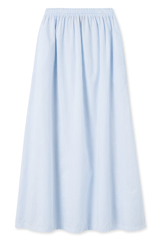 PEROMA LONG COTTON SKIRT