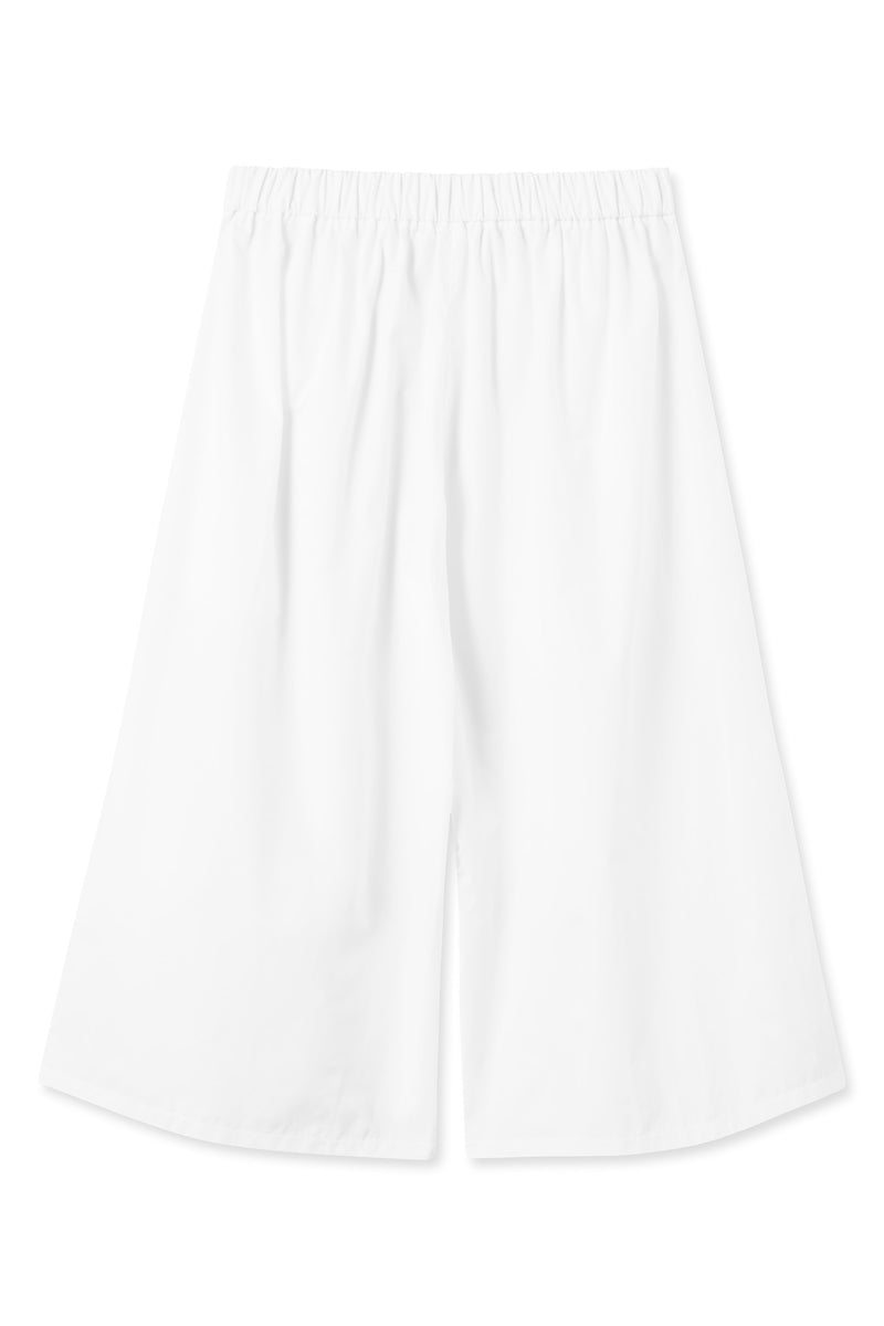 PIPER WHITE POPLIN PANTS