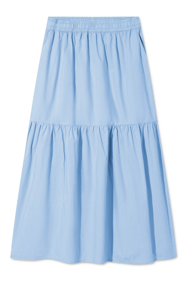 PUTU LIGHT BLUE SKIRT