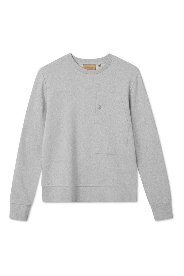 TAU POCKET UNISEX SWEATSHIRT