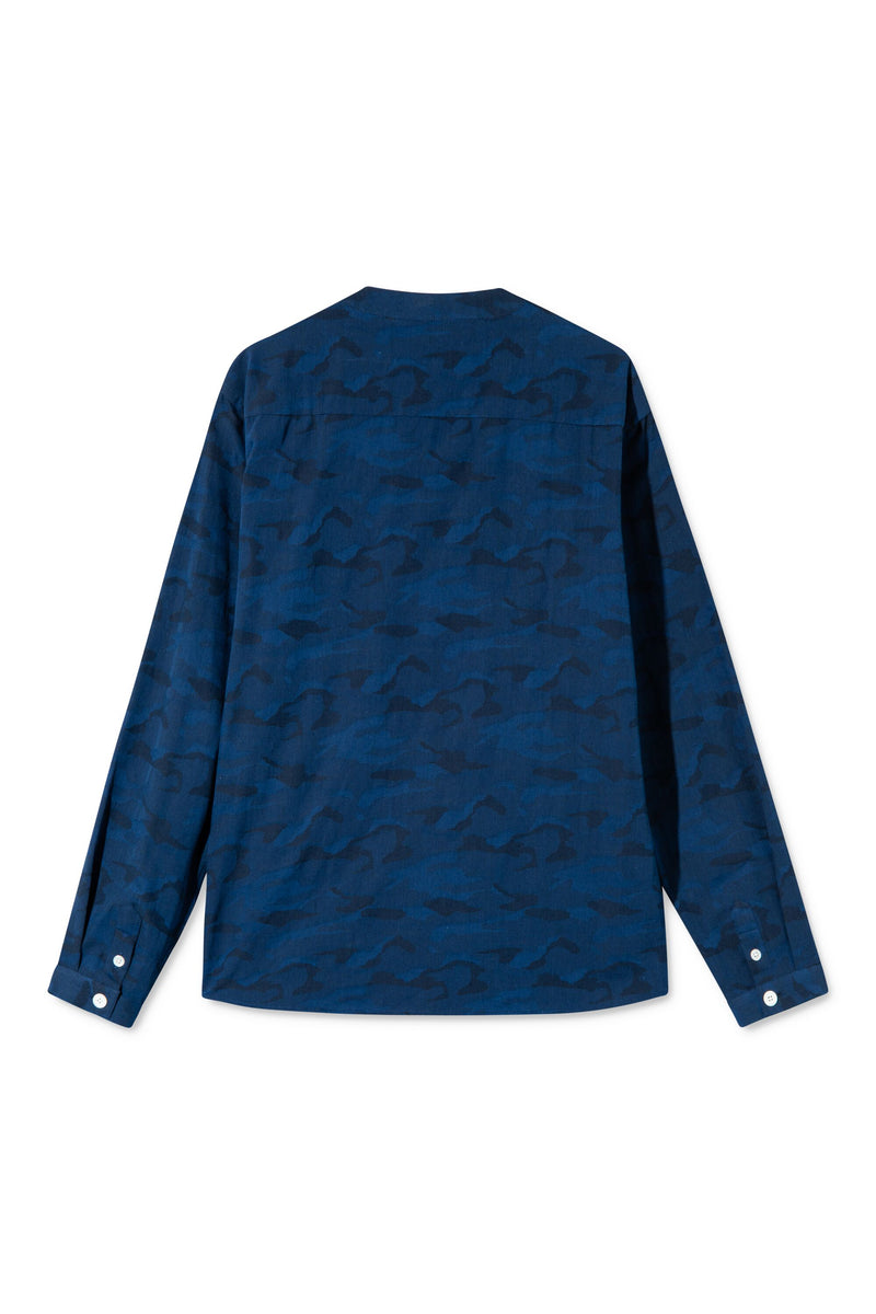 SCOTT JAPANESE CAMO SHIRT