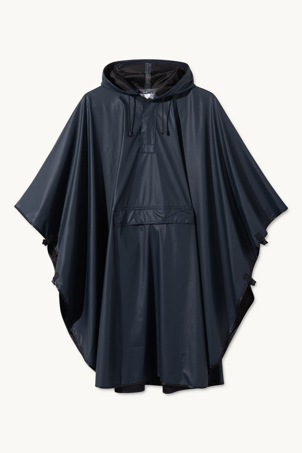 RAY BLUE UNISEX RAINCOAT