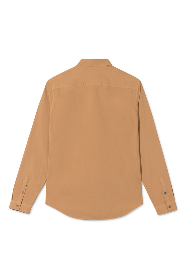 SAM LIGHT BROWN SHIRT