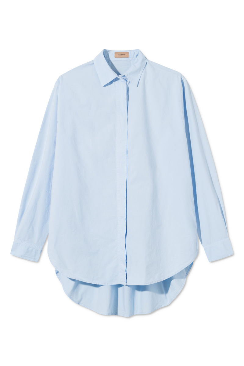 SHELBY LIGHT BLUE SHIRT