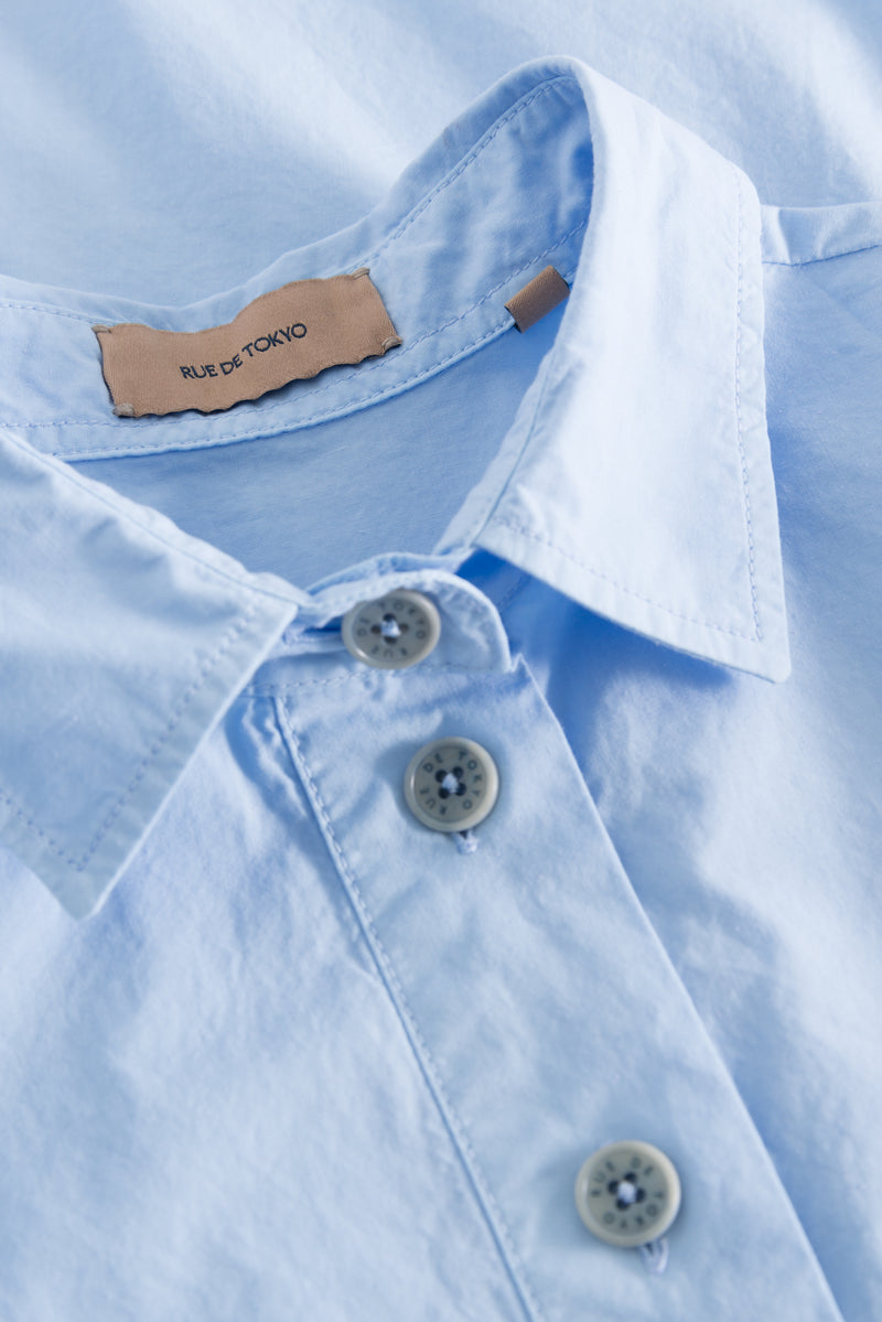 SHILOH LIGHT BLUE SHIRT